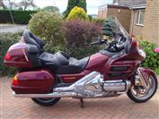 Honda GL1800 GOLDWING  (2005/04)