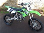 Kawasaki KX85 Big Wheel (2009)