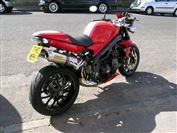 Triumph SPEED TRIPLE 1050 SE (2010/10)