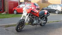 Ducati MONSTER 620 M620i.e Capirex (Special Edition) (2004/54)