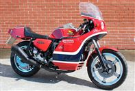Honda CB750 Phil read replica (1978)