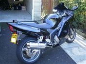 Honda CBR1100XX SUPER BLACKBIRD Fuel Injection (2003/03)