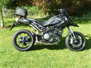 Ducati HYPERMOTARD 796 Ltd Matt Black Edition (2010/10)