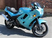 Triumph DAYTONA 900 Colour Baracuda Blue (1994/M)