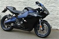 Buell 1125R Rare25th Anniversary Signature Edition+EBR Fairing (2010/59)