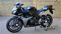 Honda CBR600RR Carbon Edition (2008/08)