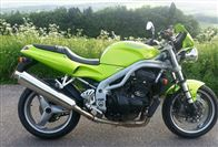 Triumph SPEED TRIPLE 955I  (2000/W)