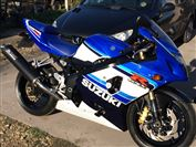 Suzuki GSX-R750 20th Anniversary Ltd Edition (2007/07)