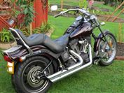 Harley Davidson NIGHT TRAIN SOFTAIL (2006/56)