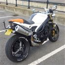 Triumph SPEED TRIPLE 1050  (2006/56)