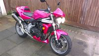 Triumph SPEED TRIPLE 955I  (2003/53)