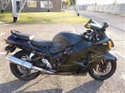 Suzuki GSX1300R HAYABUSA Stealth ltd edition (2003/03)