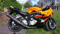 Hyosung GT650R Like New, Only 989miles, Full Service History (2011/11)