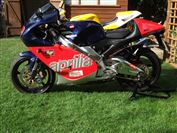 Aprilia RS250 Rossi colours (2001/X)