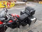 Triumph TIGER 800 XC Includes extras (2011/11)