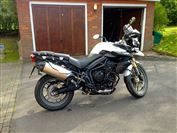 Triumph TIGER 800 ABS (2011/11)