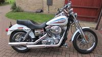 Harley Davidson DYNA GLIDE Superglide 35th Anniversary Edition (2006/13)