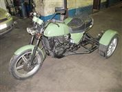 Honda CX500 Trike Conversion (2006/Q)