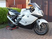 BMW K1300S ABS;ESA suspension;Gear shift assist;Dynamic Pack (2009/09)