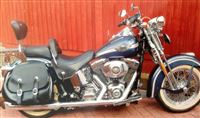 Harley Davidson SPRINGER SOFTAIL FLSTS (2003/03)