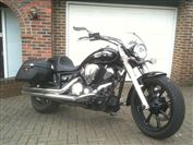 Yamaha XVS950 MIDNIGHT STAR  (2009/59)