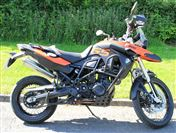 BMW F800GS Comfort Pack (2011/11)