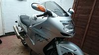 Honda CBR1100XX SUPER BLACKBIRD Fuel injected (2004/04)