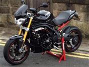 Triumph SPEED TRIPLE 1050 R ABS Launch edition spec. (2012/12)