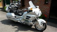 Honda GL1800 GOLDWING 30th Anniversary Model (2005/05)