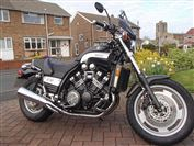 Yamaha V-MAX Full Power UK Model (2003/03)