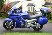 Yamaha FJR1300 Full luggage (2002/02)