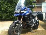 Triumph TIGER 1200 EXPLORER ABS (2014/14)