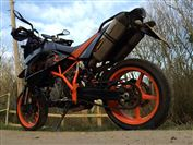 KTM 950 SUPERMOTO R version (2009/09)