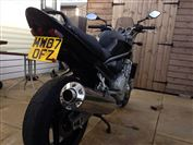 Suzuki GSF1250 BANDIT For sale north wales (2007/07)