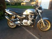 Yamaha XJR1300 Ltd edition (2011/11)
