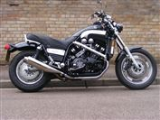 Yamaha V-MAX UK spec full power 145hp (2000/V)