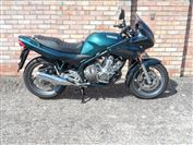 Yamaha XJ600 DIVERSION S Half Fairing Model (1998/S)