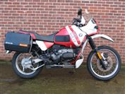 BMW R100GS Paris Dakar (1990/G)