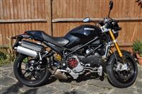 Ducati MONSTER S4RS Black Limited Edition (2008/08)