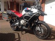 BMW R1200GS ADVENTURE 30th Anniversary model (2010/60)