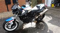 BMW F800R BMW F800R Chris Pfeiffer Replica (2010/10)