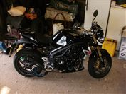 Triumph SPEED TRIPLE 1050  (2005/05)