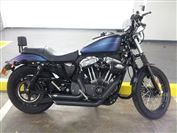 Harley Davidson SPORTSTER 1200 1200N Nightster Black Ice Denim (2010/10)