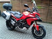 Ducati MULTISTRADA 1200 ABS & Heated Grips (2011/61)