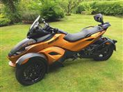 Can Am SPYDER Roadster SE5 2011 (2011/11)