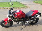 Ducati MONSTER 796 20th Anniversary Edition (2012/62)