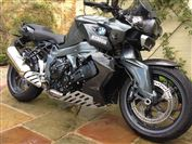 BMW K1300R MEGA OPTION SPEC WITH £1300 WUNDERLICH EXTRAS (2010/10)