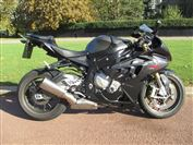 BMW S1000RR Black / Thunder Grey (2011/11)